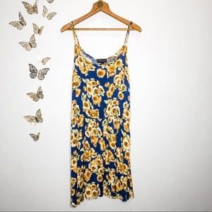 🦋🌙 FOREVER 21   Plus Size Sunflower Dress
